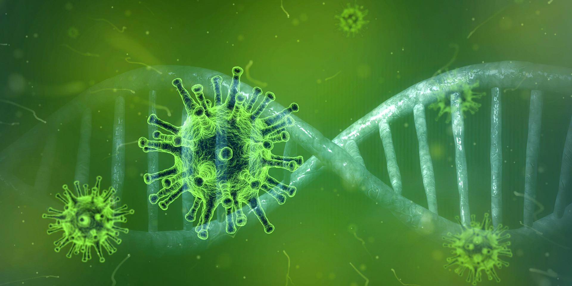Вирусолог Базыкин заявил, что высокая заразность коронавируса опаснее его способности убивать