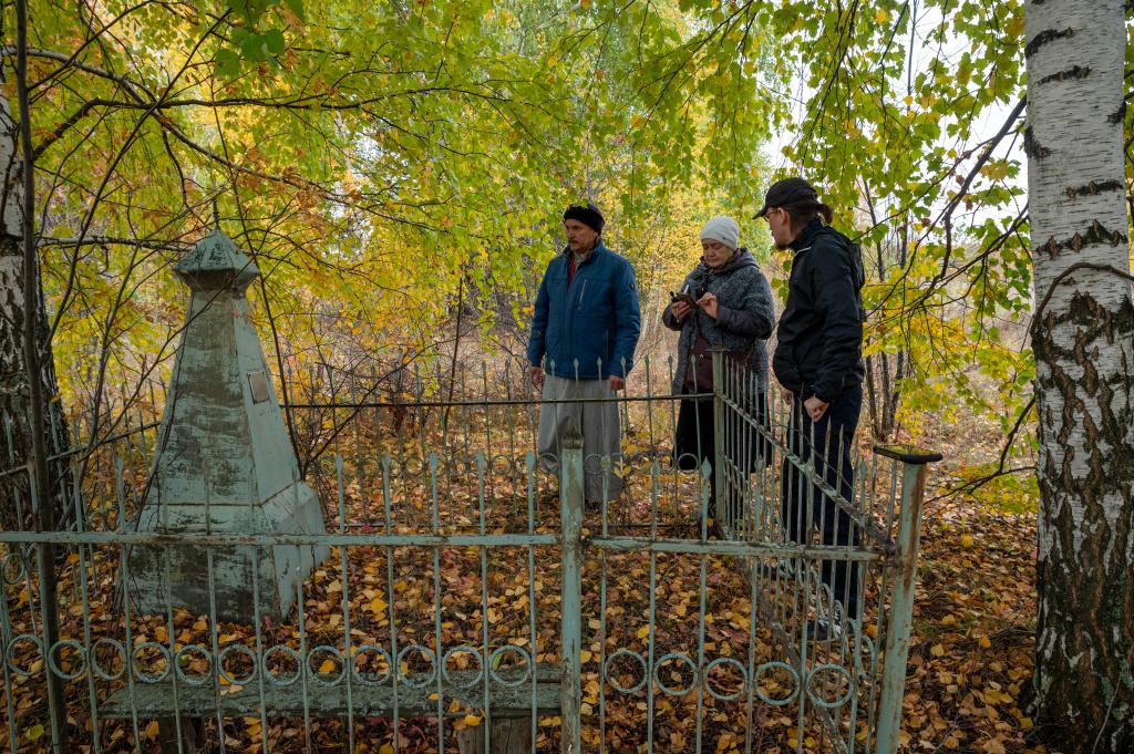 В Горномарийском районе завершена экспедиция МарНИИЯЛИ по древним храмам
