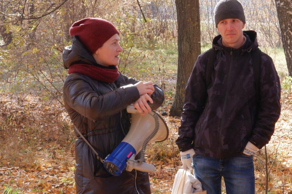 Йошкаролинцы собрали желуди для посадки дубрав в лесхозах Марий Эл