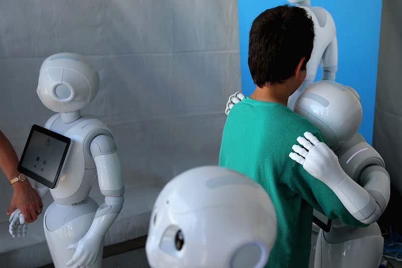 Ученые Университета Палермо утверждают, что речь робота влияет на доверие к нему людей