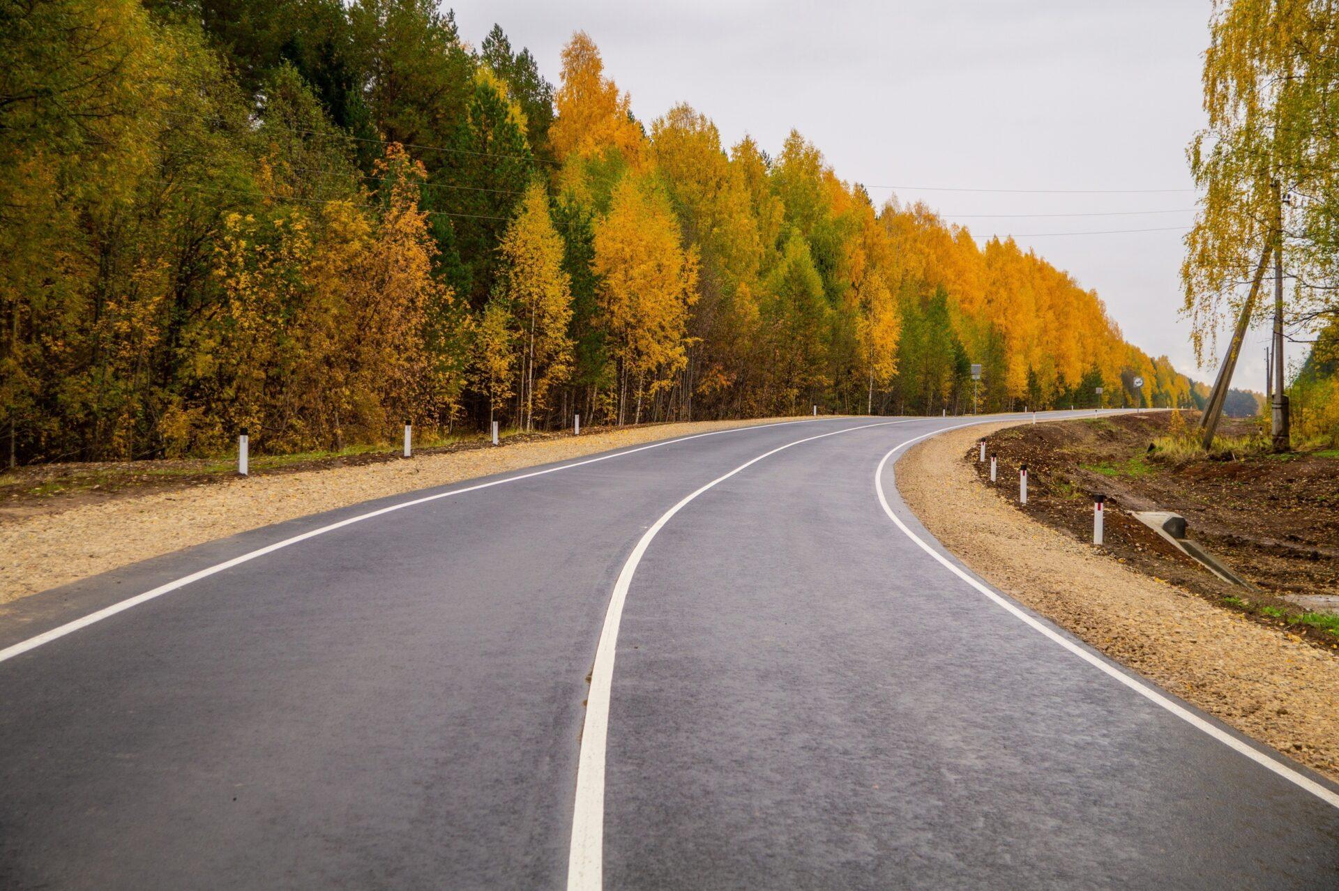 Отремонтированы две дороги в Марий Эл