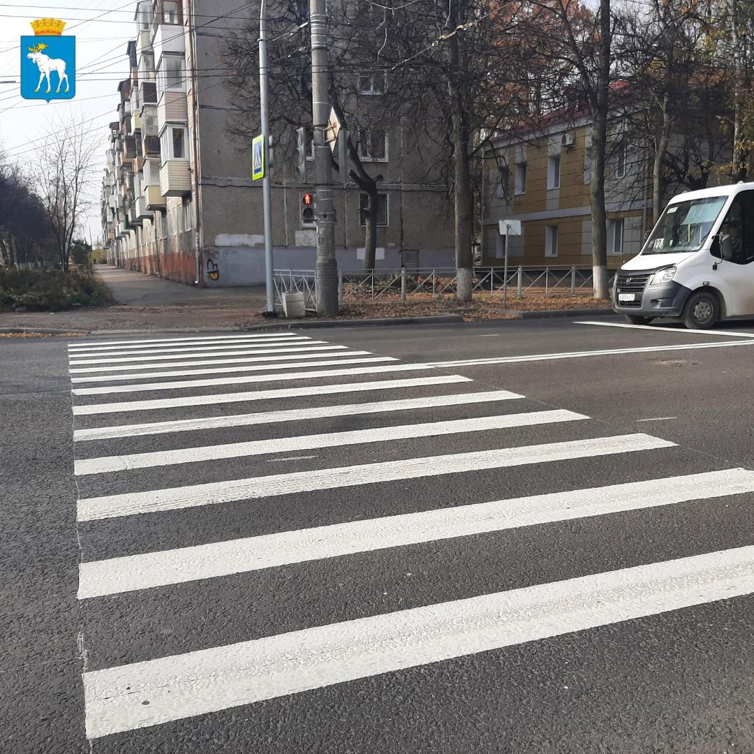 Улица Герцена в Йошкар-Оле закрыта до вечера 15 октября