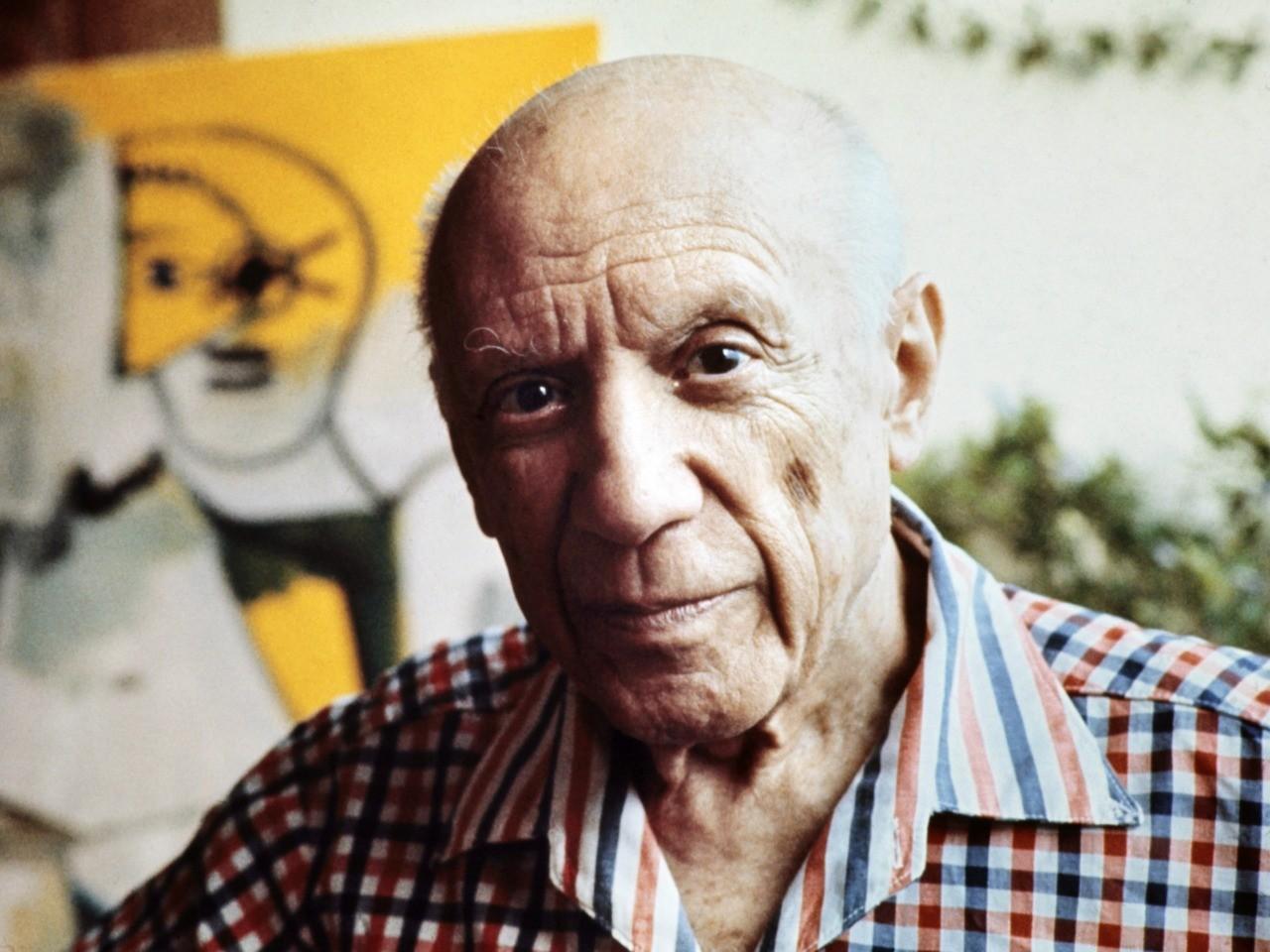 Oxia Palus: Картина Пабло Пикассо скрывала изображение обнаженной женщины