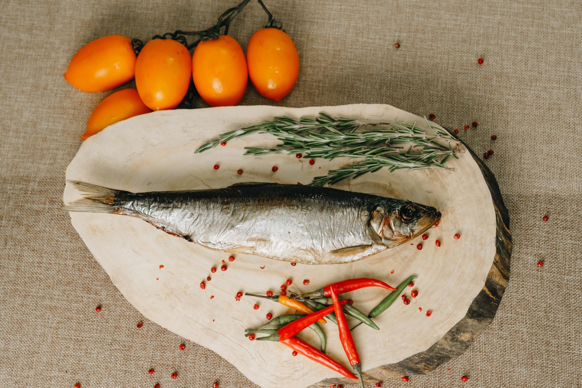 Well and Good: Секреты долголетия человека диетологи обнаружили в простой рыбе