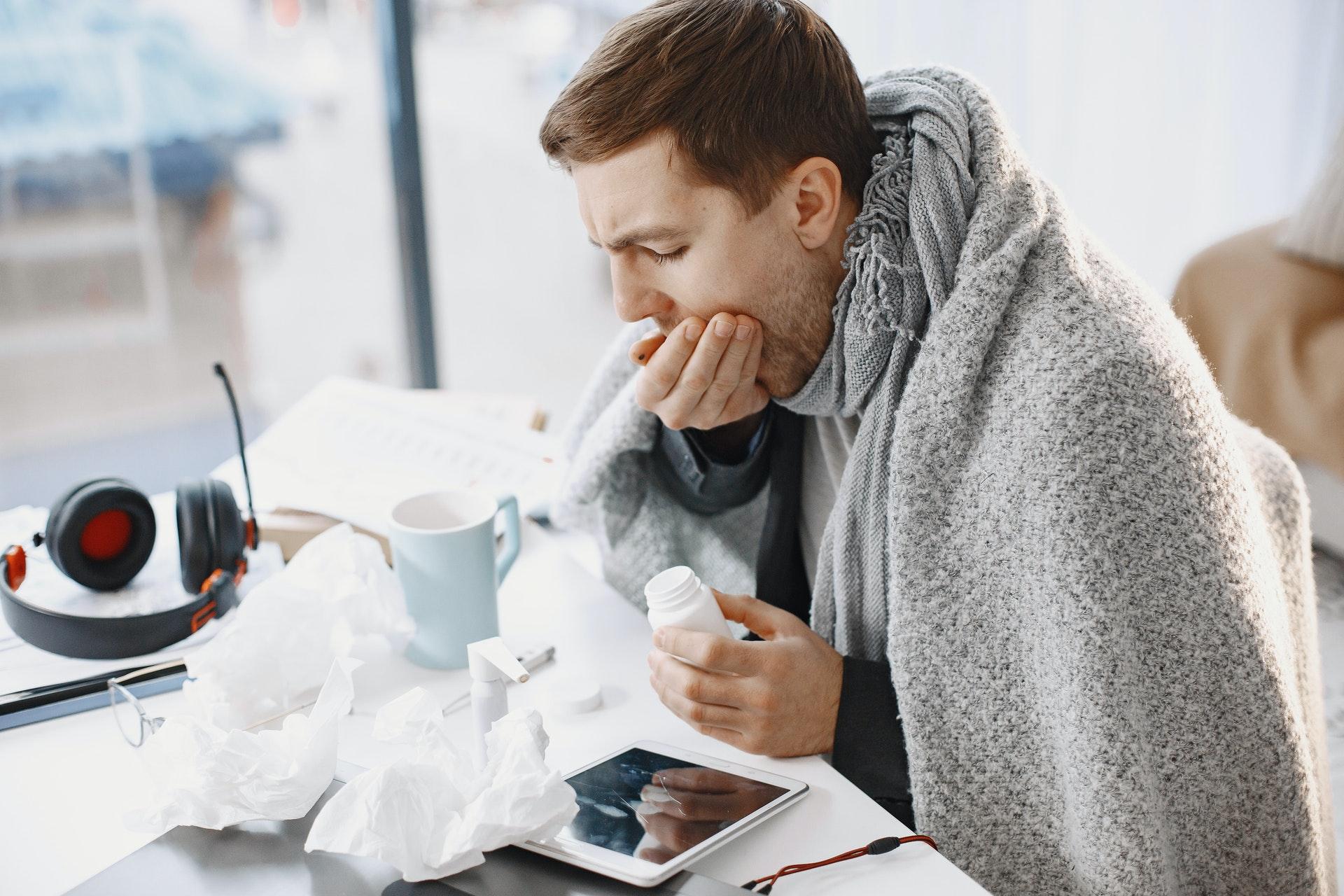 Иммунолог Болибок: Чай с имбирем предотвратит тяжелую форму COVID-19
