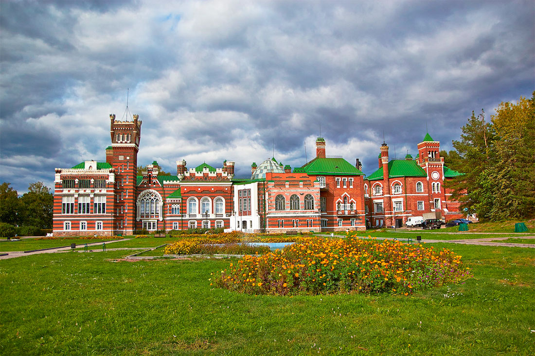 В Марий Эл замок Шереметева подключили к Пушкинской карте